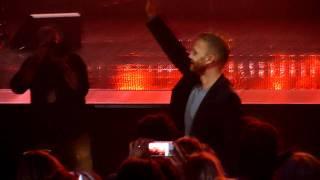 Gary Barlow @ X Factor Bootcamp - Wembley Arena - 18/08/11