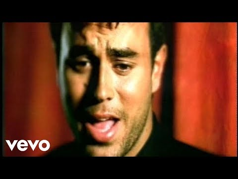 Enrique Iglesias - Esperanza Music Videos