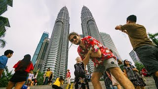 Why I ended up in MALAYSIA