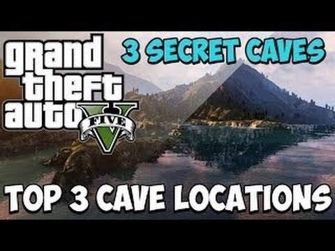 Cave Location Gta v Cave Locations Amazing