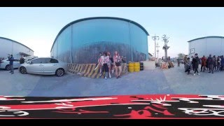 EXID HOT PINK MV MAKING 360VR