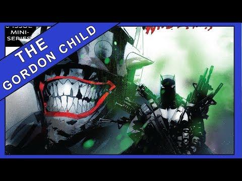 The Gordon Child | The Batman Who Laughs #2