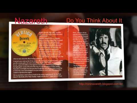 Nazareth - Do You Think About It