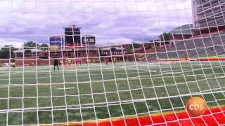 Ethiopian soccer tournament at  university of Maryland