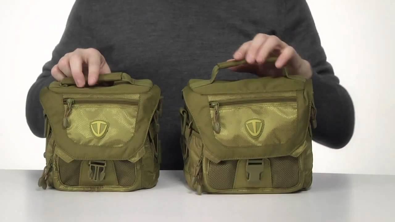 Tenba Messenger Shoulder Bag 21