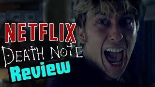 Netflix's Death Note - A Good Film Cut Tragically Short