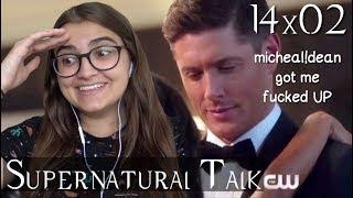 Supernatural Talk || s14e02