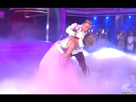 DWTS 18 WEEK 5 : Amy Purdy and Derek Hough ~ Waltz - Dancing With The Stars 18 W