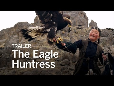 THE EAGLE HUNTRESS Trailer | Festival 2016 streaming vf
