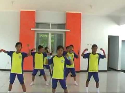 Senam Seribu Sdn Samudrajaya Blanakan 2.mpg video