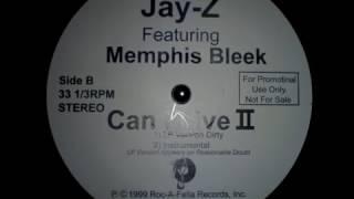 Watch JayZ Can I Live II video