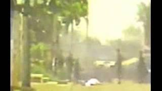 Journalist Bill Stewart's Murder By Somoza Guardia - June 20, 1979