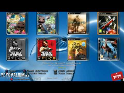 PS3 - Multiman (Carga backups para PS3)