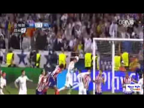 Real Madrid vs Atletico Madrid 4-1 - (Goals and Highlights) UEFA  Final 2014 - Agen Bola