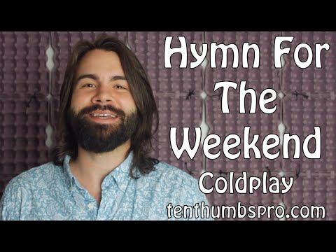Hymn For the Weekend - Coldplay - Easy Beginner Ukulele Tutorial