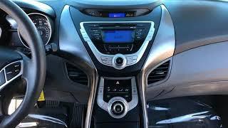2011 Hyundai Elantra GLS PZEV Used Cars - Kingman,Arizona - 2018-11-15
