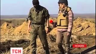 29 блокпост українського війська на Бахмутці обстріляли з мінометів - : 4:21 - (видео)