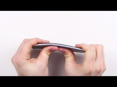 Problemi per l'iPhone 6 plus, si piega con facilità - economy