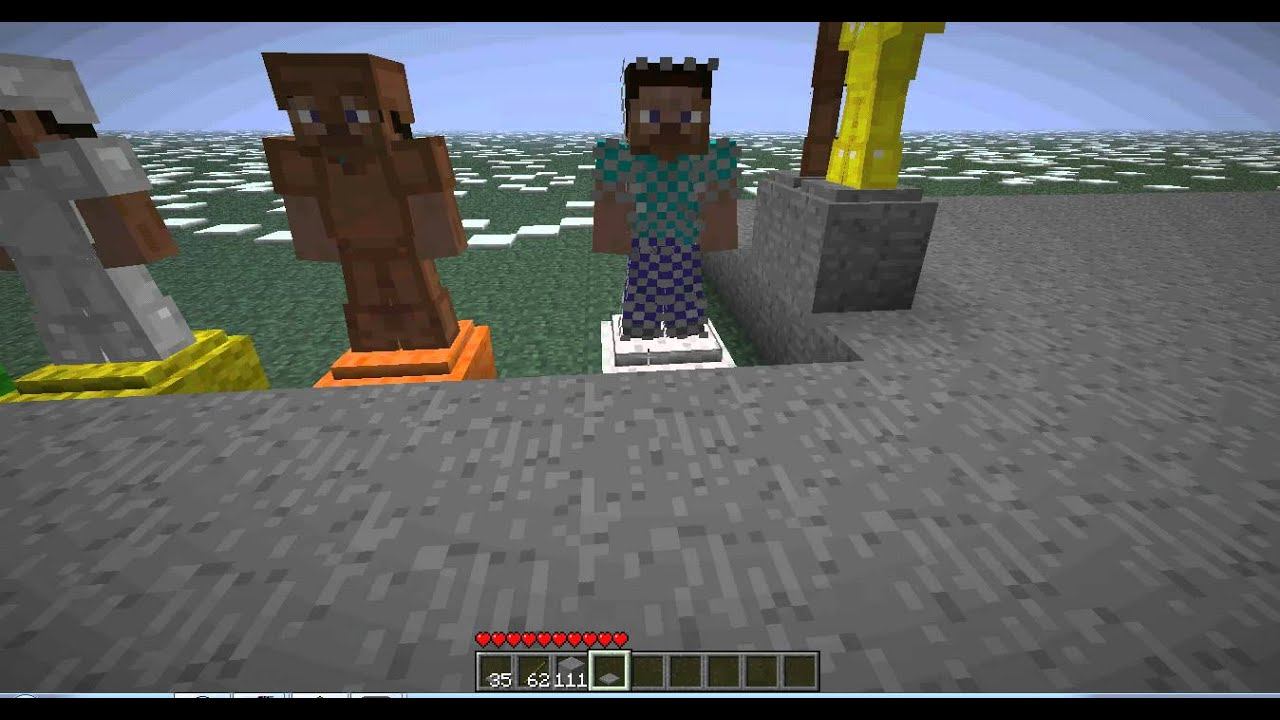 how to make separate mod folders minecraft