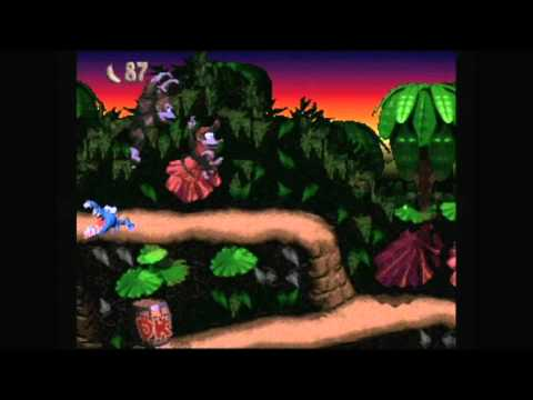 CGR Undertow - DONKEY KONG COUNTRY for Super Nintendo Video Game Review