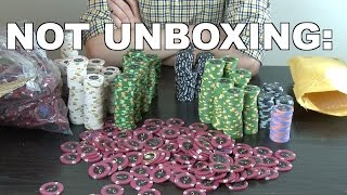 Paulson Poker Chips (Not Unboxing - Ep. 007)