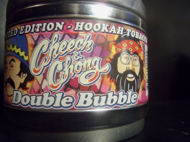 Haze Cheech & Chong Double Bubble - Shisha Review