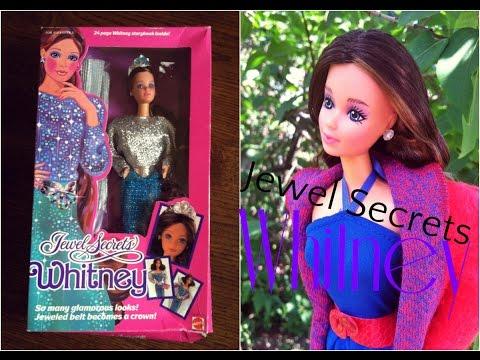 Jewel Secrets Whitney (1986) - Doll Review