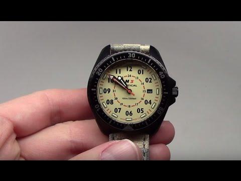 H3 Tactical Men's Field OPS Camo Watch Ref: H3.202351.09
