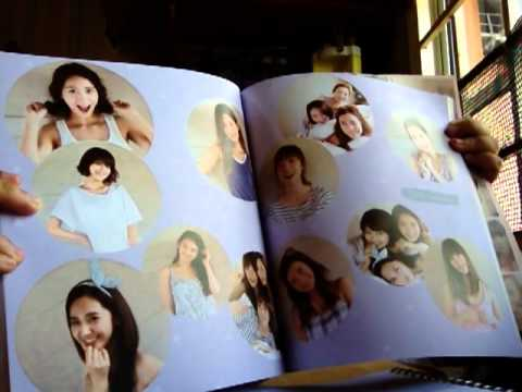 Snsd - Paradise In Phuket Unboxing video