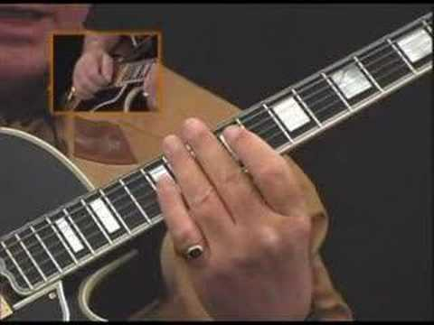 Jazz Guitar Improv Sample Robert Conti