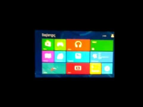 Windows 8 para PSP