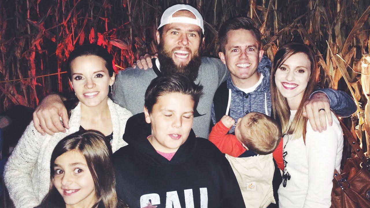 Shaytards Unite With Ellie And Jared Youtube
