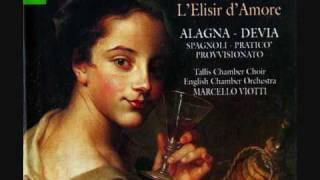 Mariella Devia Bruno Praticó L Elisir D Amore G Donizetti