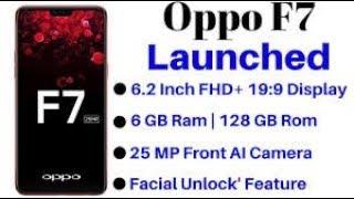 OPPO F7 RAM 6GB ROM 128 GB REVIEW LUAR BIASA!!!TIDAK MENGECEWAKAN