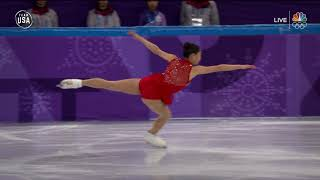 Team USA 2018 Playlist: Mirai Nagasu Lands Her Incredible Triple Axel