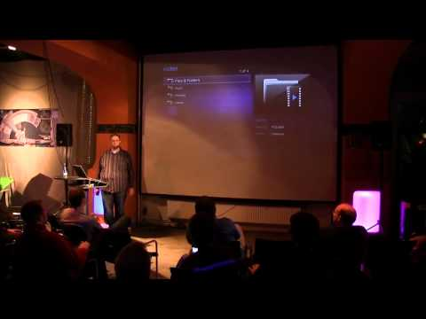 DLNA - Digitales Home-Entertainment leicht gemacht? | Developer Garden TechTalk (12.01.2012)