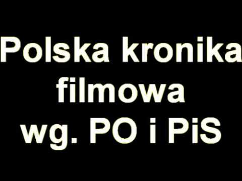 Kabaret Mlodych Panow , Polska Kronika.