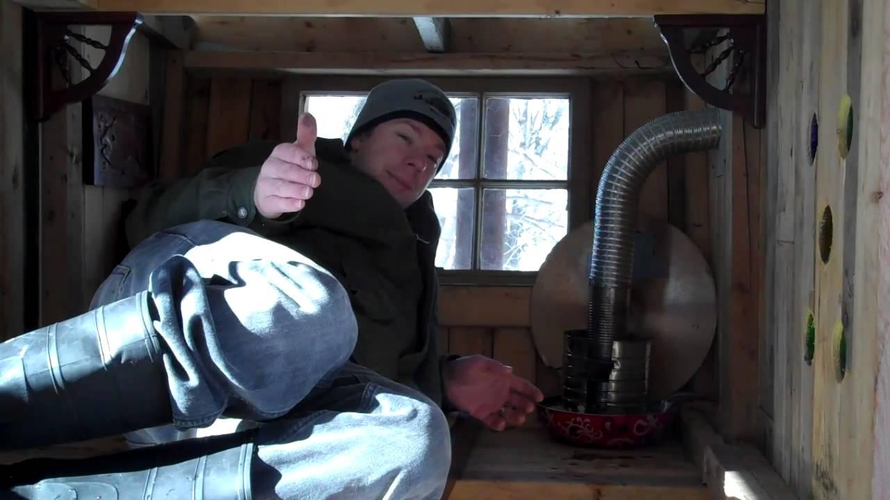 Relaxshacks Com Vegetable Oil Heater For Cabins Shacks