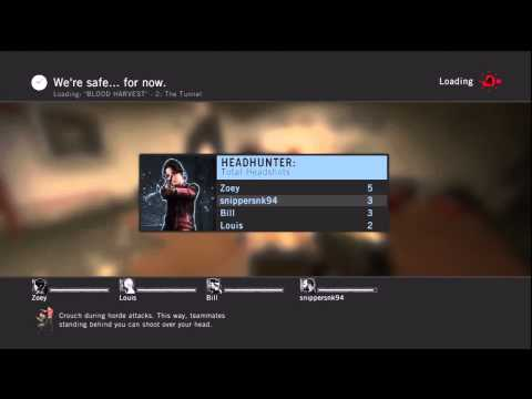 Left 4 Dead::Walkthrough::Blood Harvest::Part 13