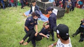 बुद्ध, निशान र प्रतापलाई देखेपछि युवतीहरु भकाभक ढले Nepal Idol   live concert  Nishan,Buddha, Pratap