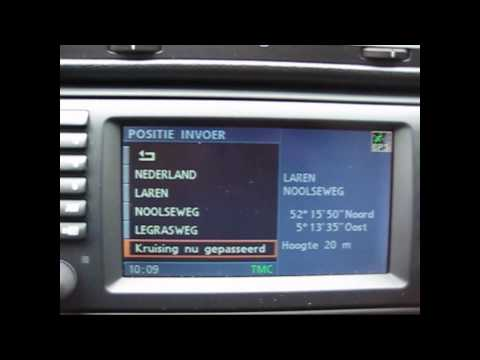 BMW Navigation systems MK3 MK4 location calibration