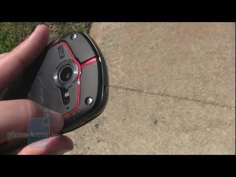 Casio G'zOne Commando Drop Test