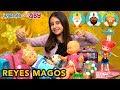 Regalos de Reyes Magos 2018 para Aby. Mis primeros juguetes del año