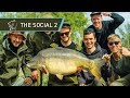 CARP FISHING 🐟 CATCHING GIANT CARP at THE SOCIAL 2 - FULL MOVIE MP3