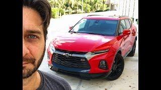 Chevrolet Blazer 2019 | Detalles en vivo