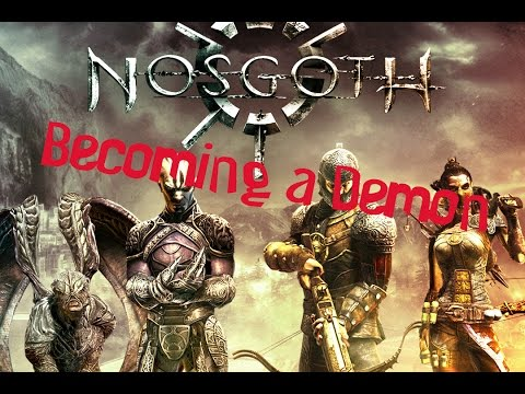 """Becoming a Demon"" | Nosgoth"