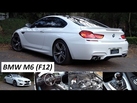 Garagem do Bellote TV: BMW M6