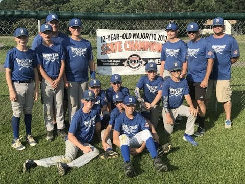 Baxter 12U Baseball Gearing Up For World Series