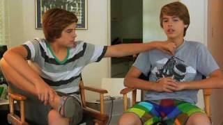 Sprouse Twins from Disney's 'Suite Life' in HGSS Commercial - PokeBeach.com