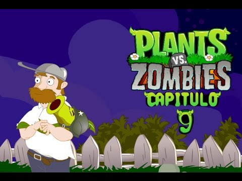 Plantas vs zombies animado 9 (PARODIA) Jehu Llerena
